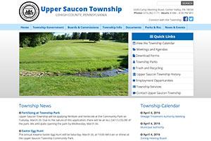 Upper Saucon Township