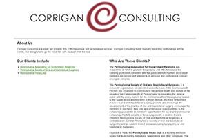 Corrigan Consulting