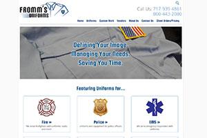 Fromm's Uniforms