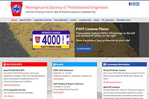 PA Society of Professional Engineers