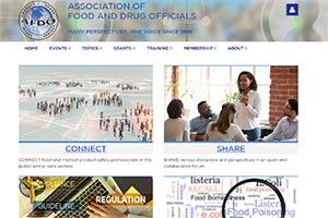 Association of Food and Drug Officials
