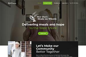 West Shore Meals on Wheels (maintenance agreement)